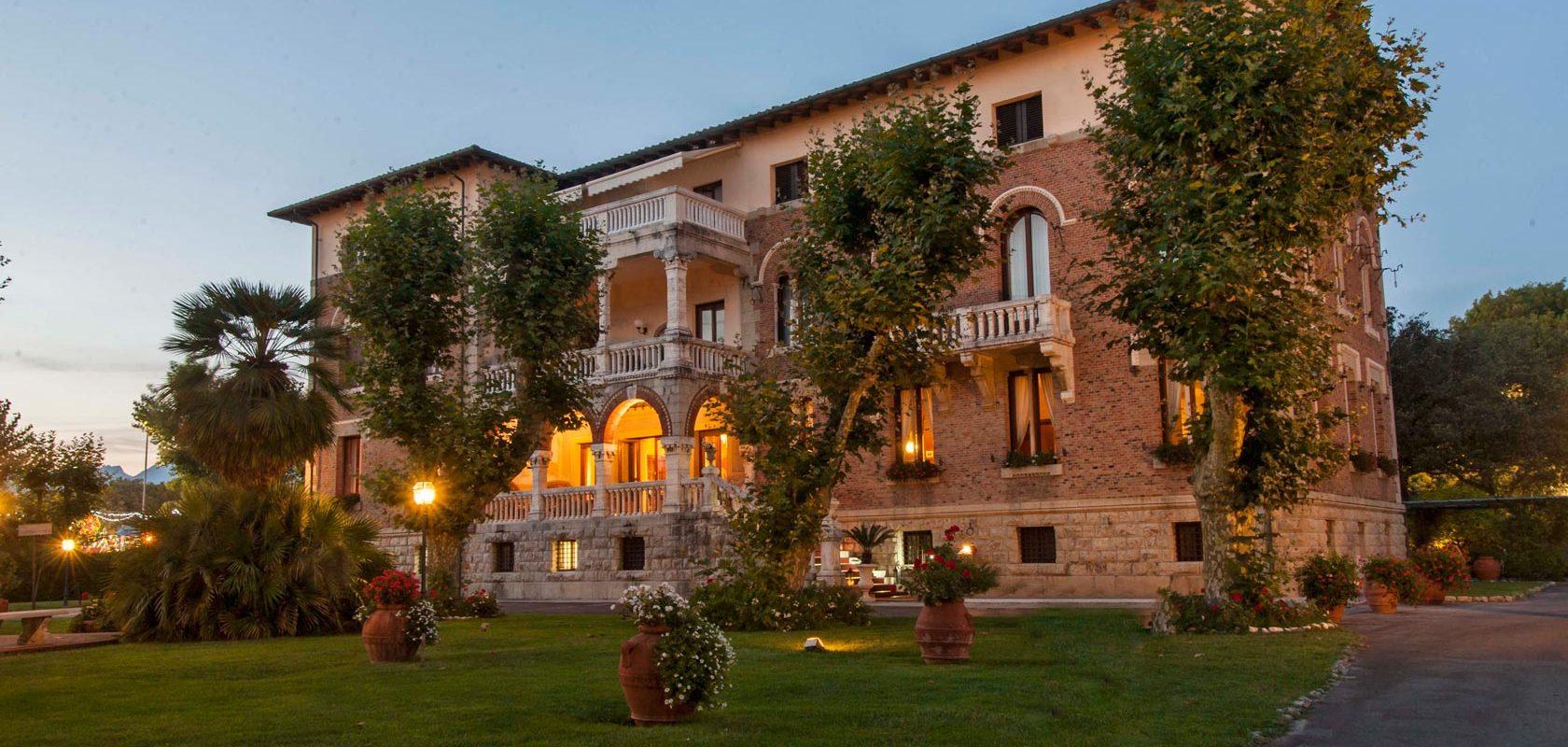 Hotel 4 Stelle Superior Lido Di Camaiore Versilia Villa Ariston